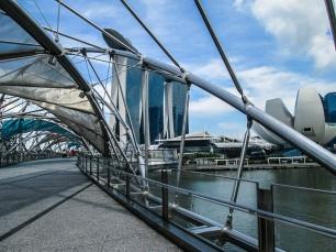 Puente a Marina Bay