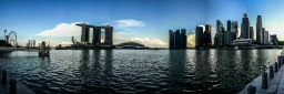 Panoramica Marina Bay