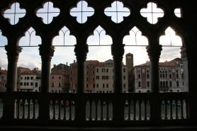 Balcones al Gran Canal