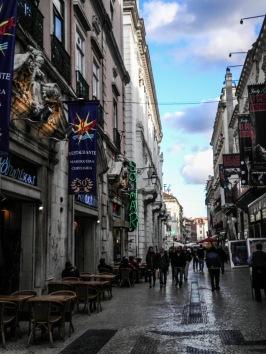 Paeando por Lisboa