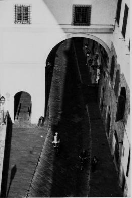 Hacia el Puente Vecchio