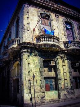 La Habana en ruinas