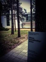Kandinsky and Klee