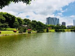jardines Hama Rikyu
